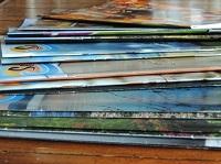 Magazines small size
